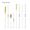 ULAB Scientific Lab Cleaning Brush Set, 7 Sizes for Different use, one Beaker Brush, one Buret Brush, one Cylinder Brush, Four Tube Brushes, UCB1001